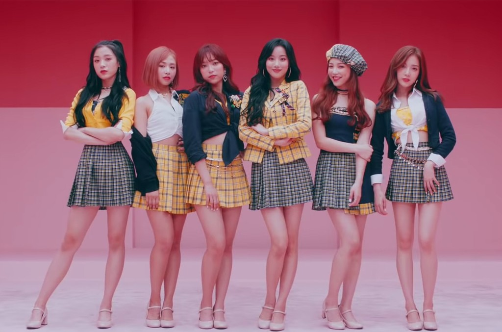 K-pop Girl Group April Turn up the Retro In 'Oh! My Mistake' Music Video: Watch | Billboard