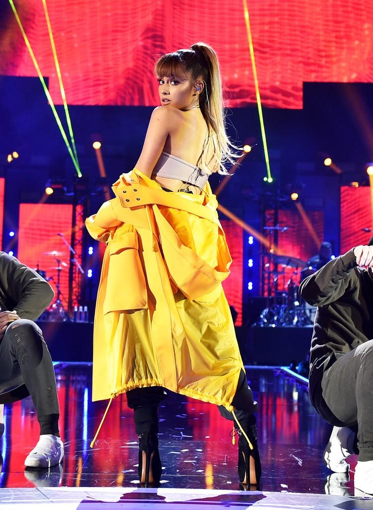 Ariana Grande at iHeartRadio