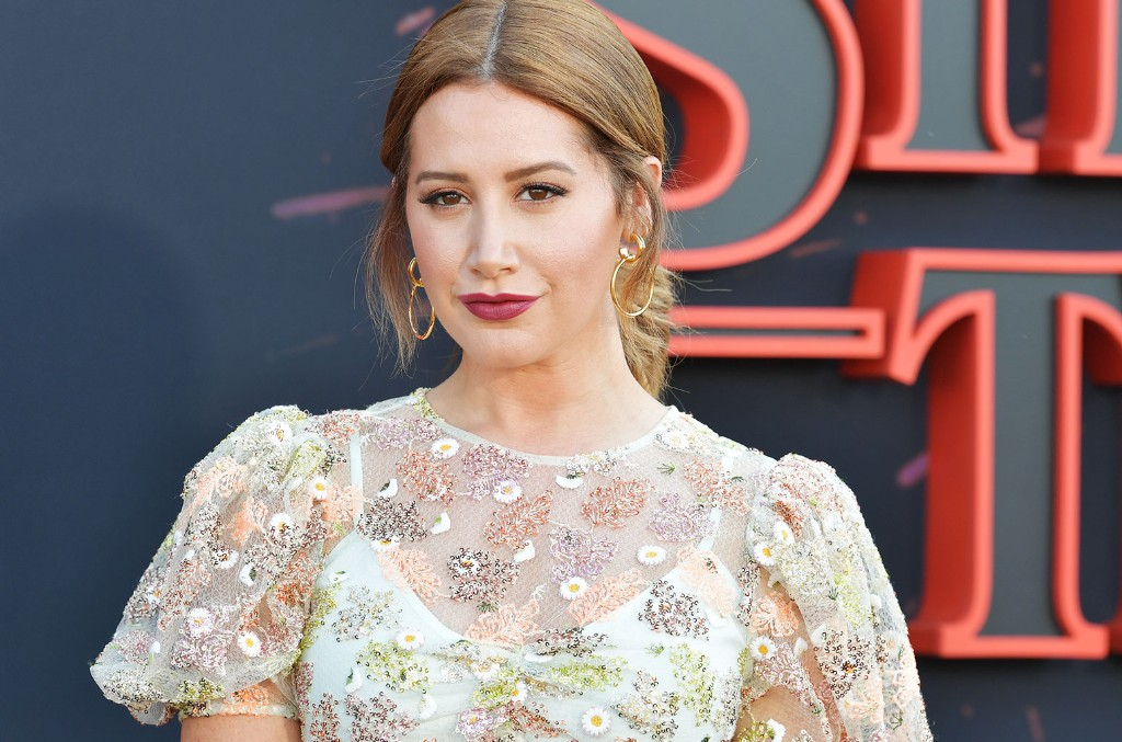 Ashley Tisdale Is Expecting Her First Child: See the Sweet Baby Bump Pics