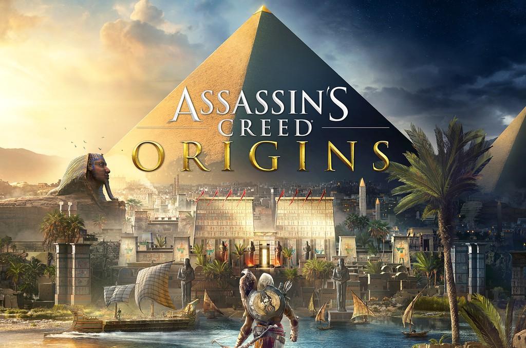 """""""Assassin's Creed Origins"""" Original Game Soundtrack"""