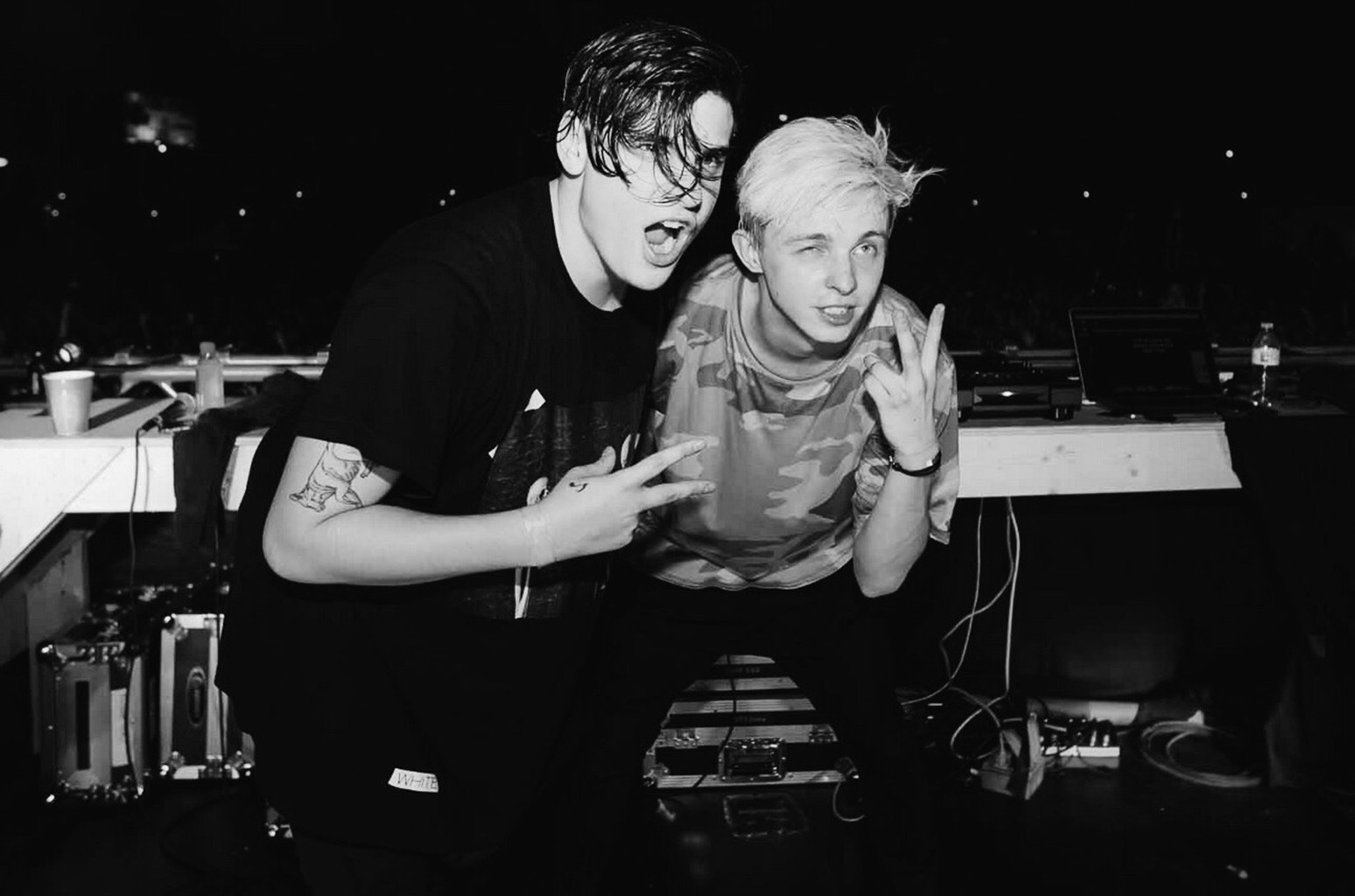 Audien and Arty