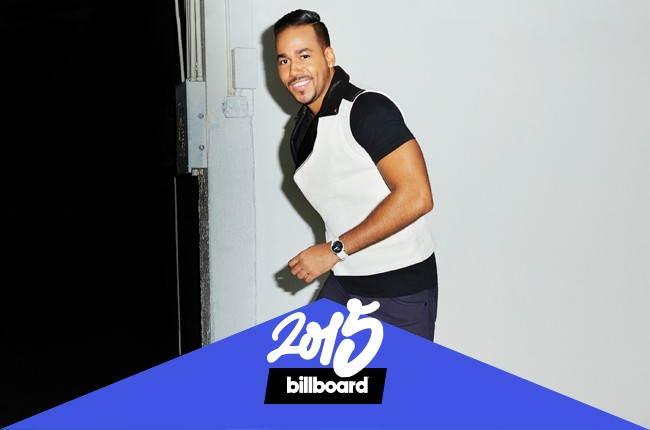 Romeo Santos photographed in 2015.