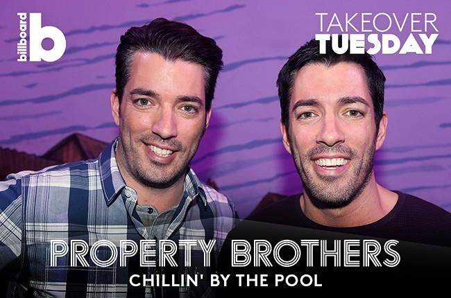 Property Brothers, Spotify