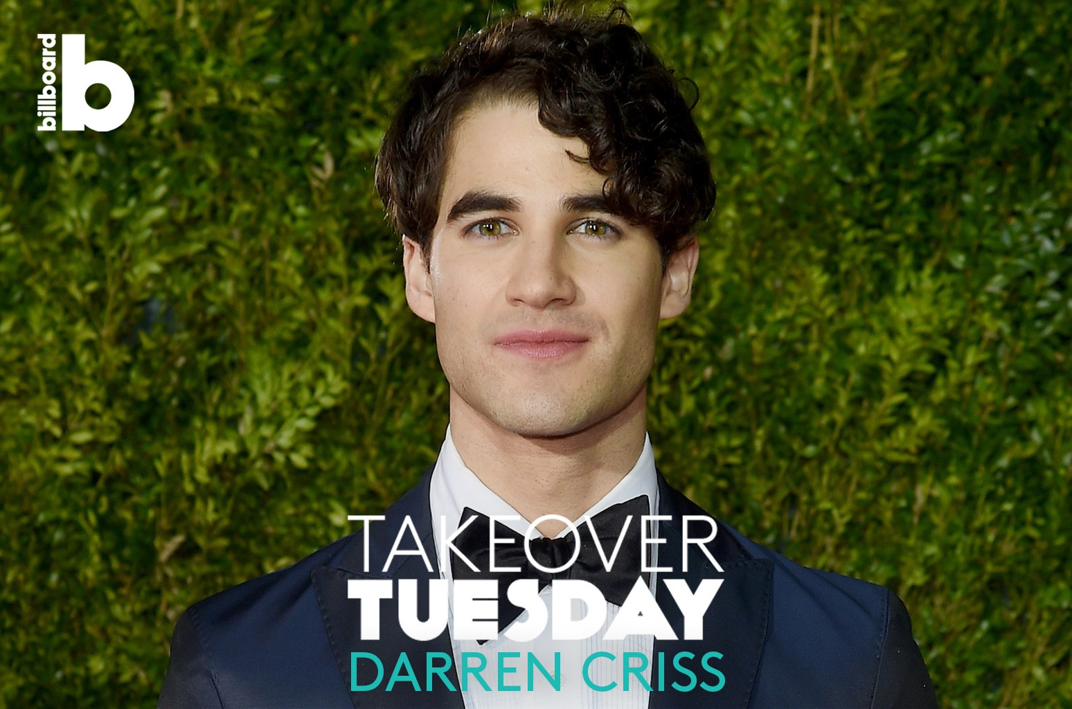 Takeover Tuesday with Darren Criss