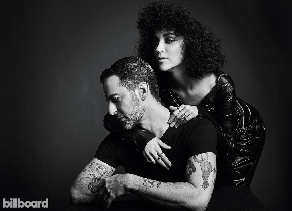 Marc Jacobs and St. Vincent
