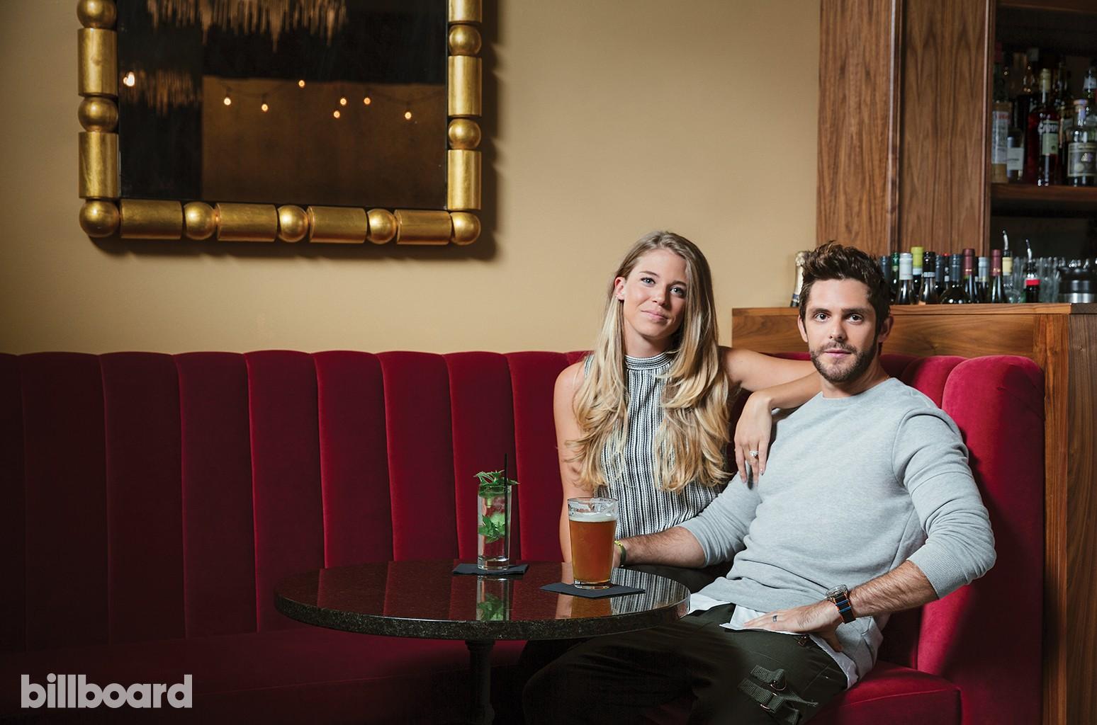 Lauren Atkins & Thomas Rhett