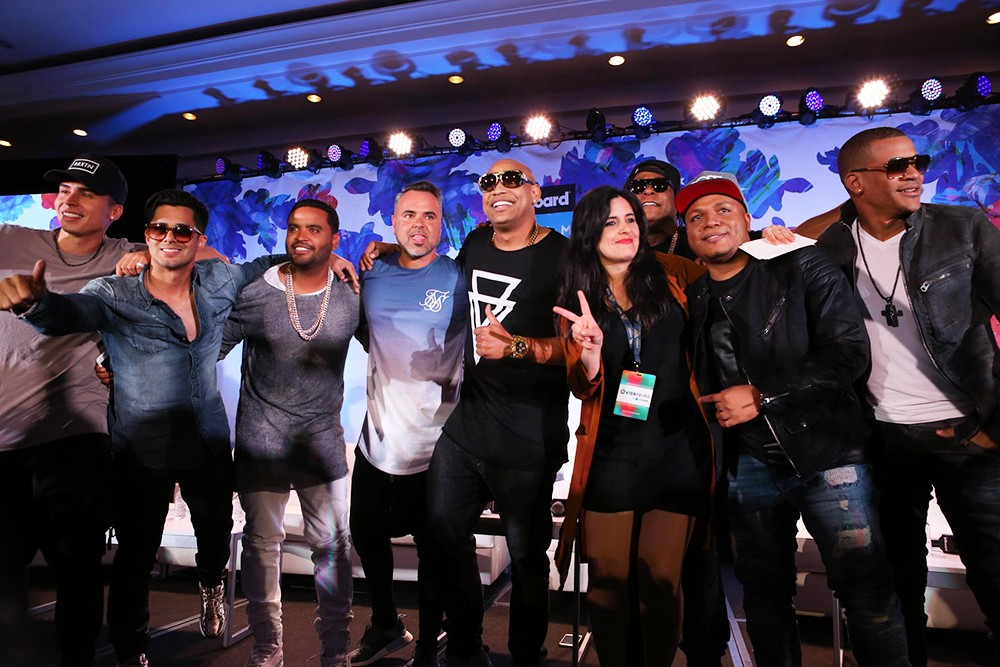 Urban Panel at the 2016 Billboard Latin Music Conference
