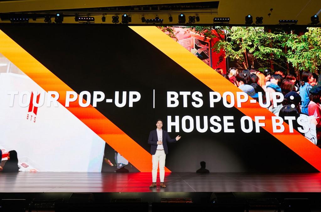 Bts Label Big Hit Entertainment Announces Profit Plans New Acts
