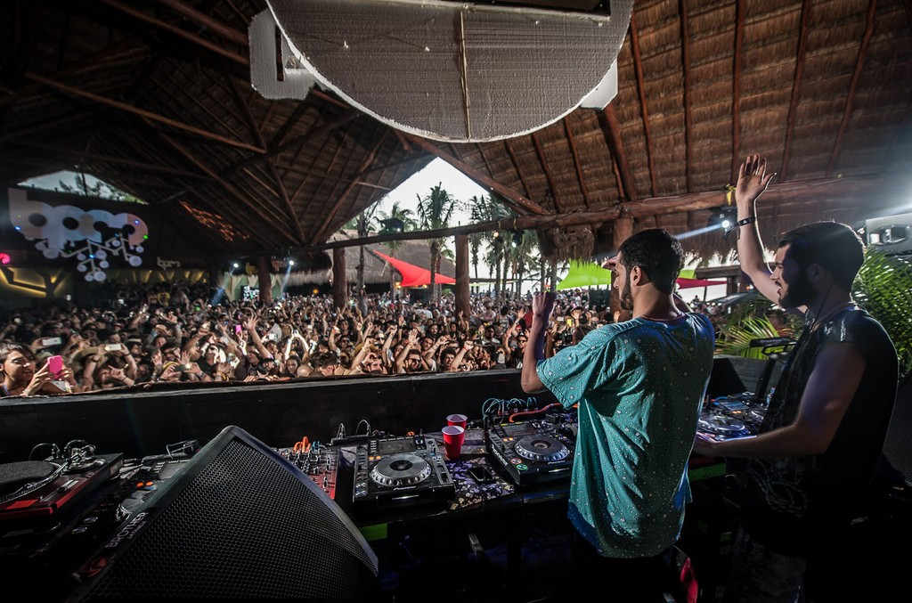 The Martinez Brothers at BPM Festival