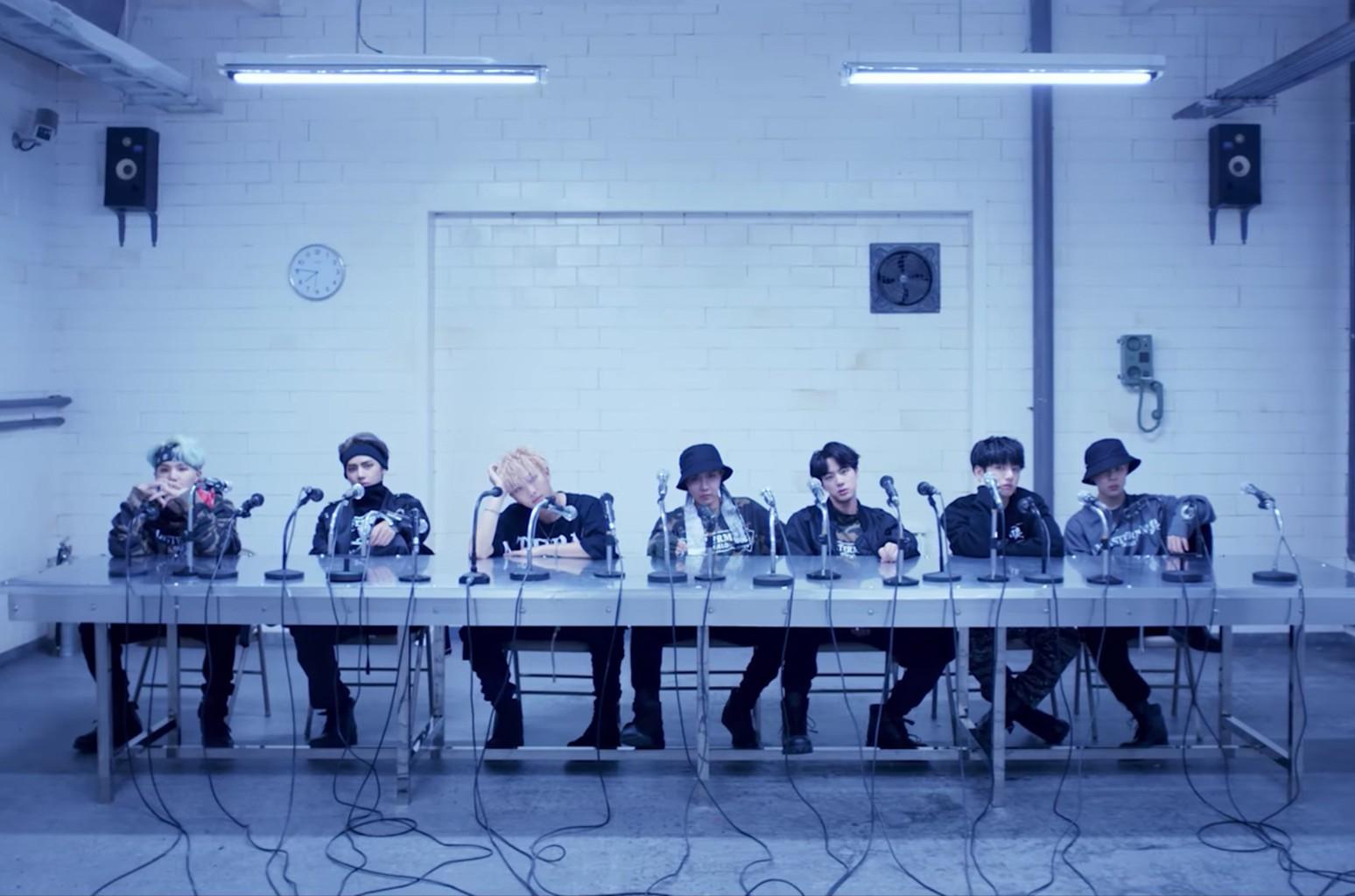 "BTS ""MIC Drop"""