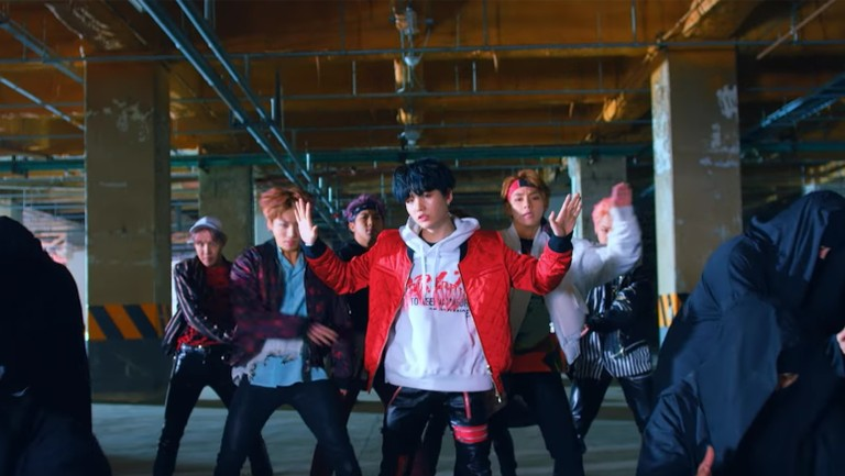 Bts Aims To Survive In Not Today Watch Billboard