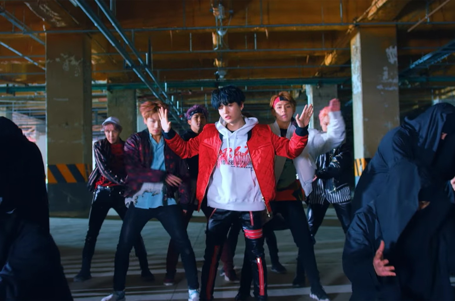 BTS 'Not Today'