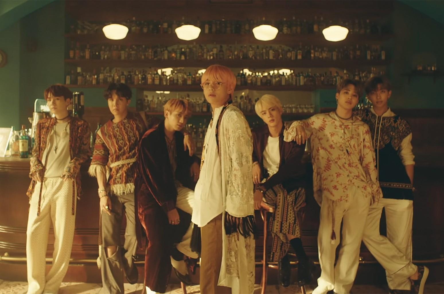 "BTS, ""Airplane Pt. 2"" (Japanese Version)"