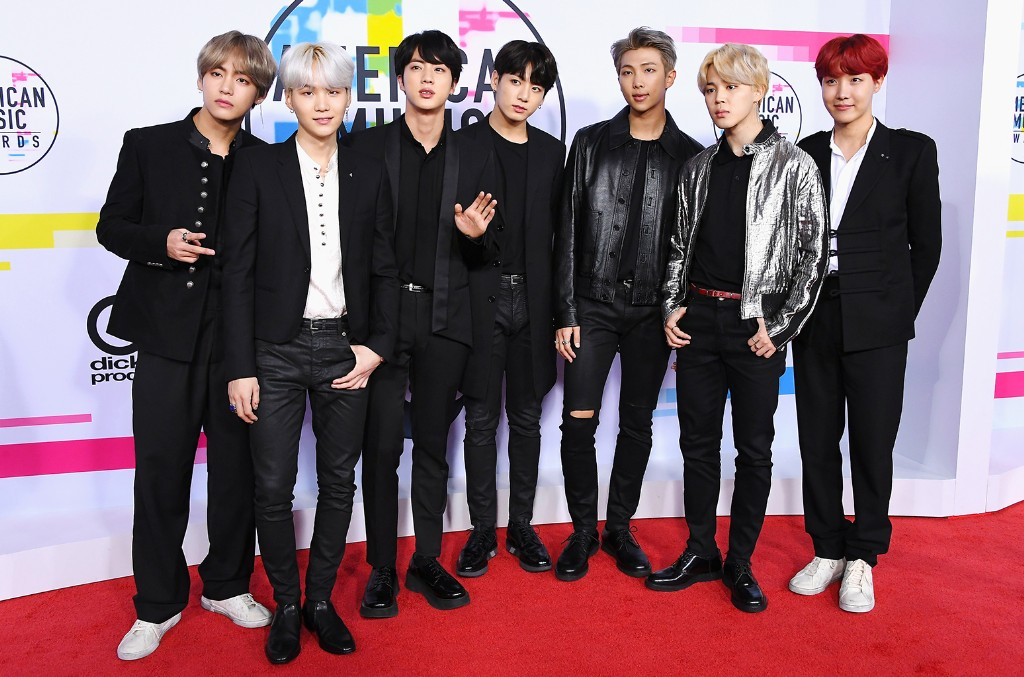 BTS, American Music Awards