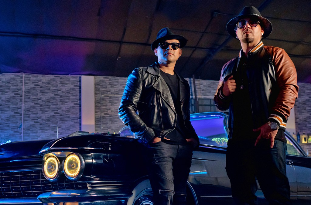 Baby Bash and Frankie J