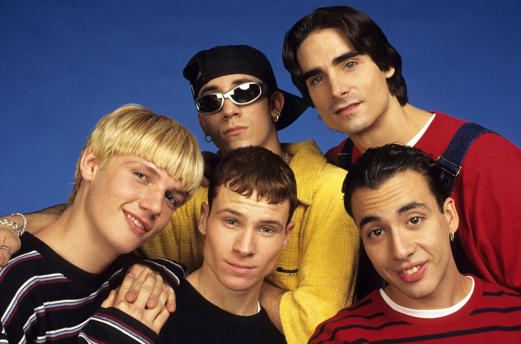 Backstreet Boys were popular in the mid-1990s around the time image alt tags were introduced. Here's a photo of the Boys in their heyday.