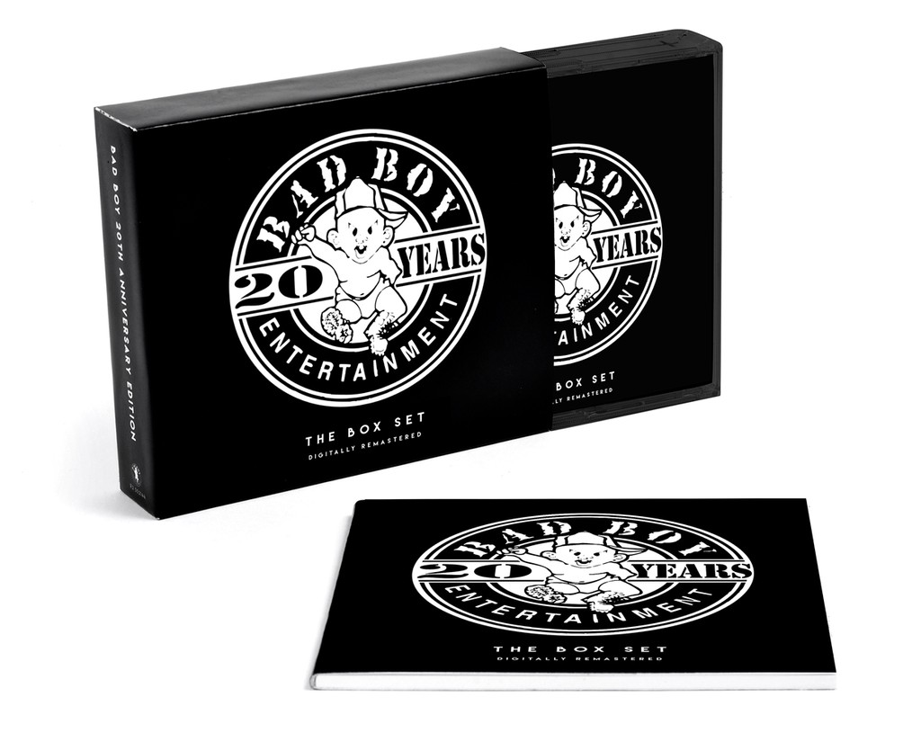 'Bad Boy 20th Anniversary Box Set Edition' by Various Artists