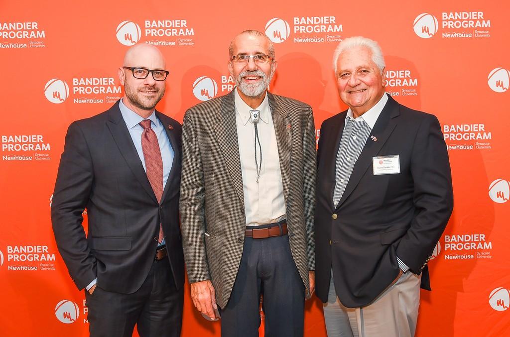 Syracuse University's Bandier Program