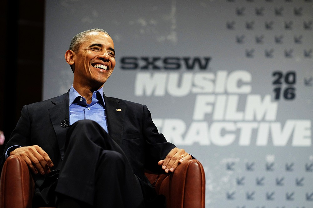 President Barack Obama, SXSW