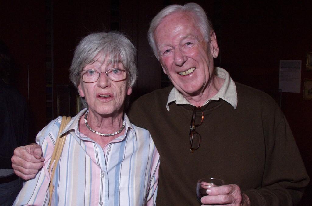 Barbara and Harold Pendleton