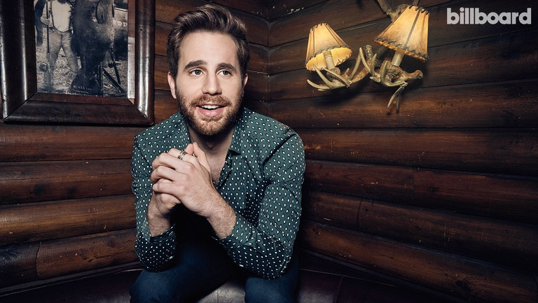 <p>Ben Platt photographed on March 14, 2019 at Big Foot West in Los Angeles.</p>