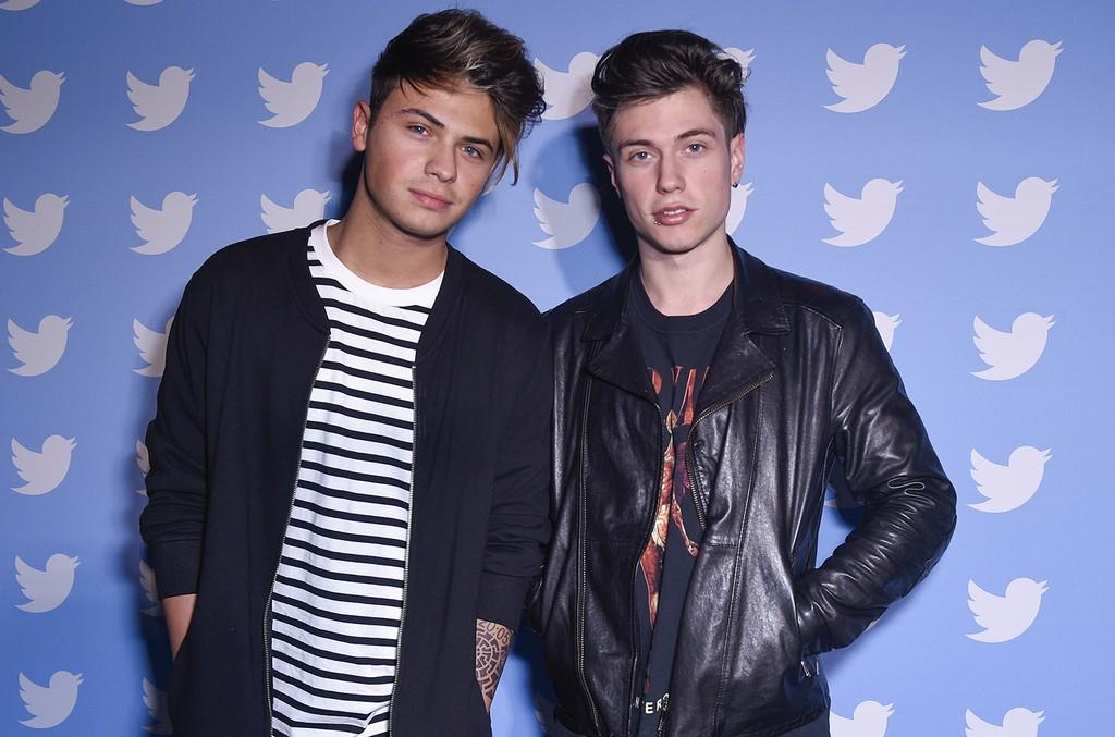 Benji & Fede in 2016