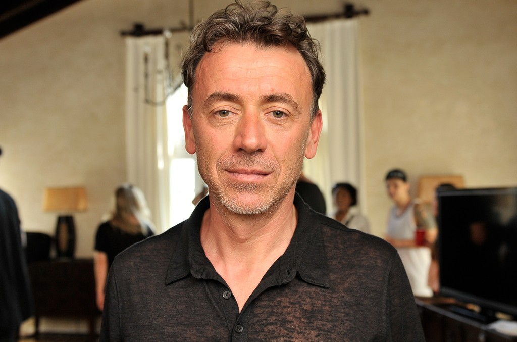 Benny Benassi photographed on March 25, 2015 in Miami Beach, Fla.