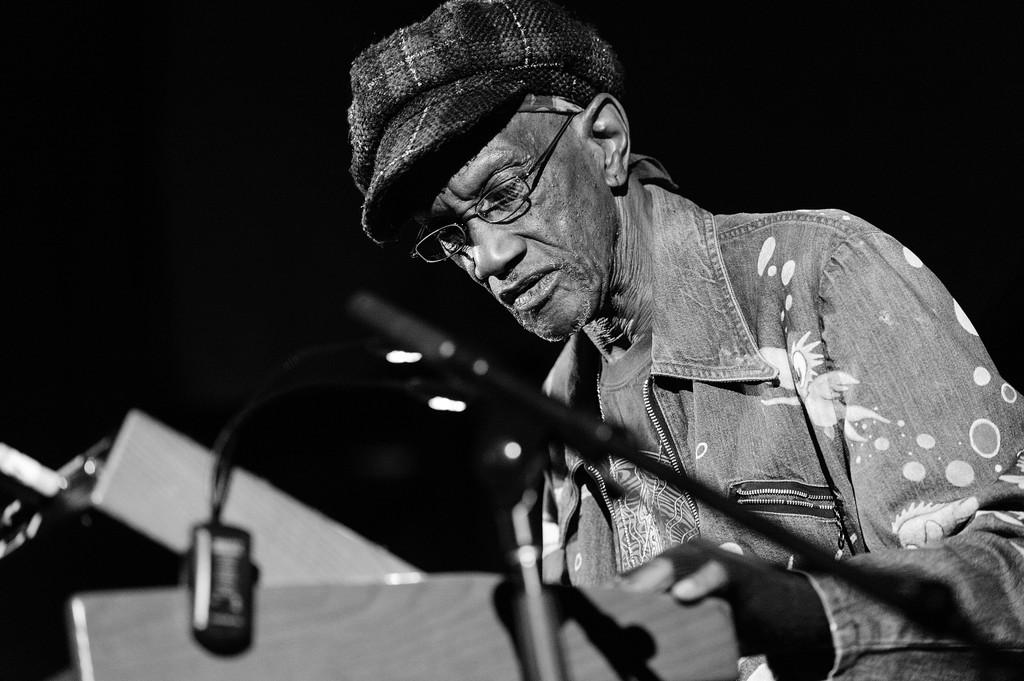 Bernie Worrell performs in New York City