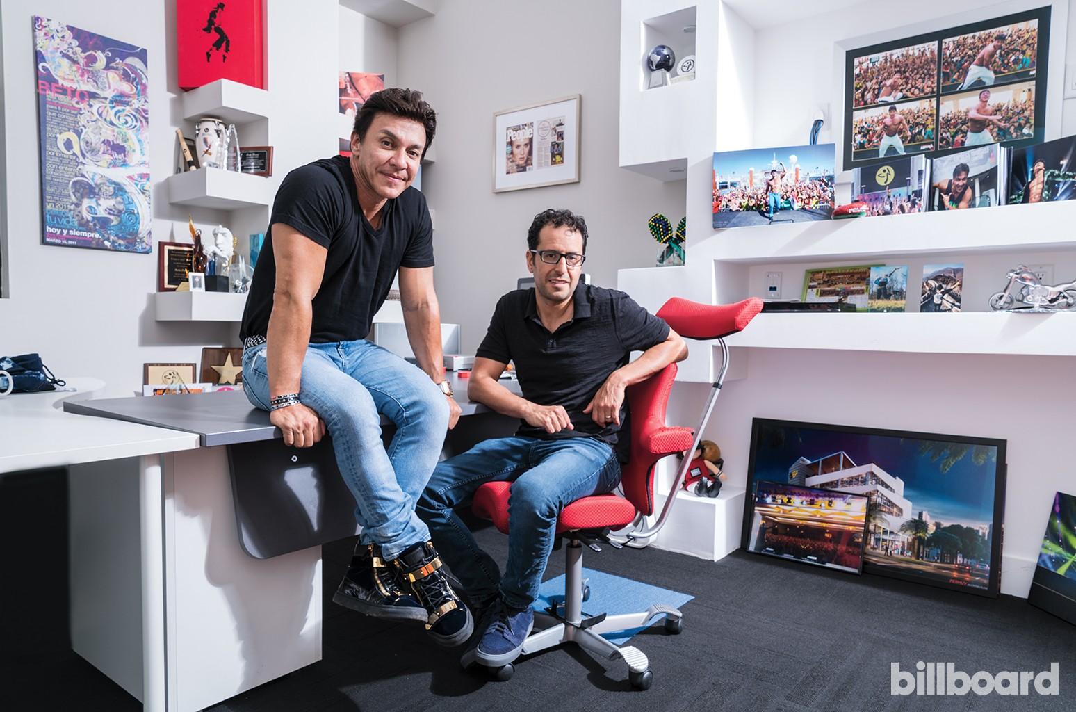 Beto Perez & Alberto Perlman, 2017