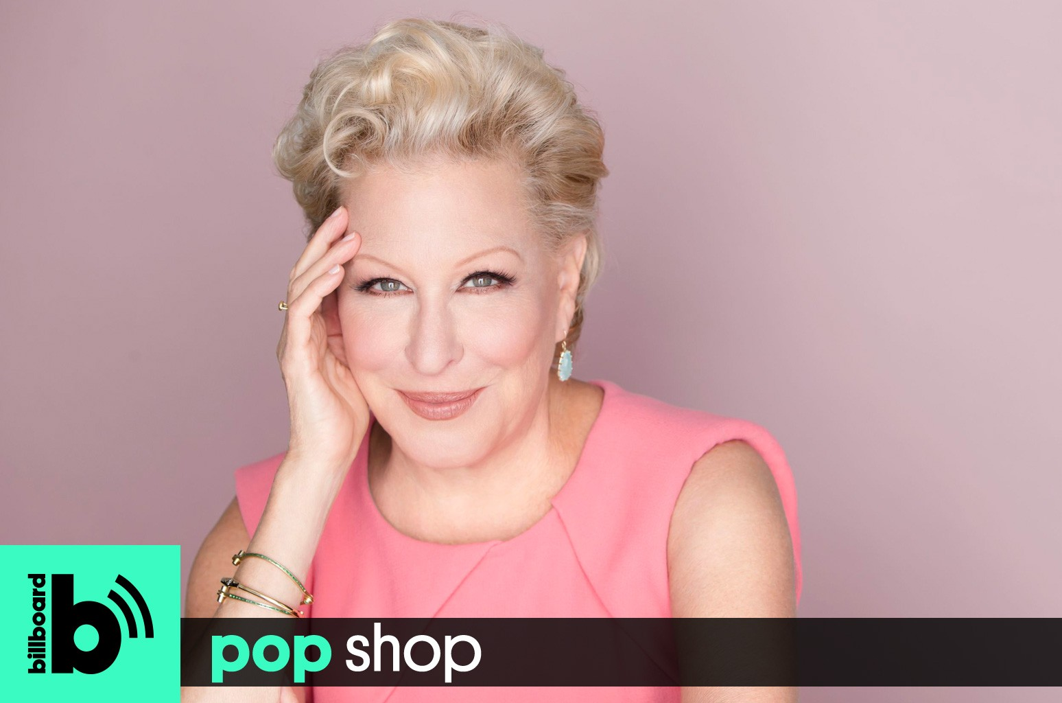Bette Midler for Pop Shop Podcast