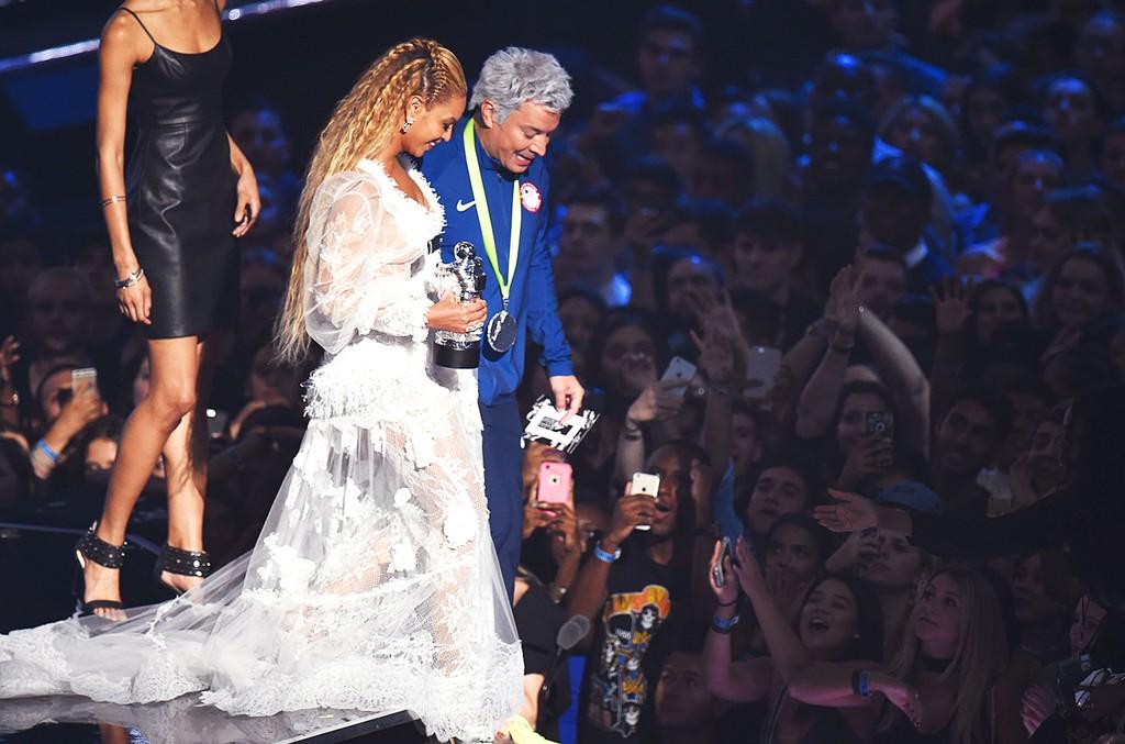 Beyoncé & Jimmy Fallon
