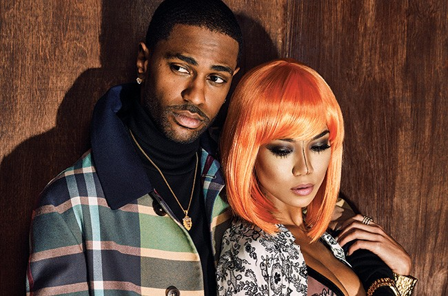 """I'm good at keeping secrets,"" says Aiko of her new album with Big Sean."