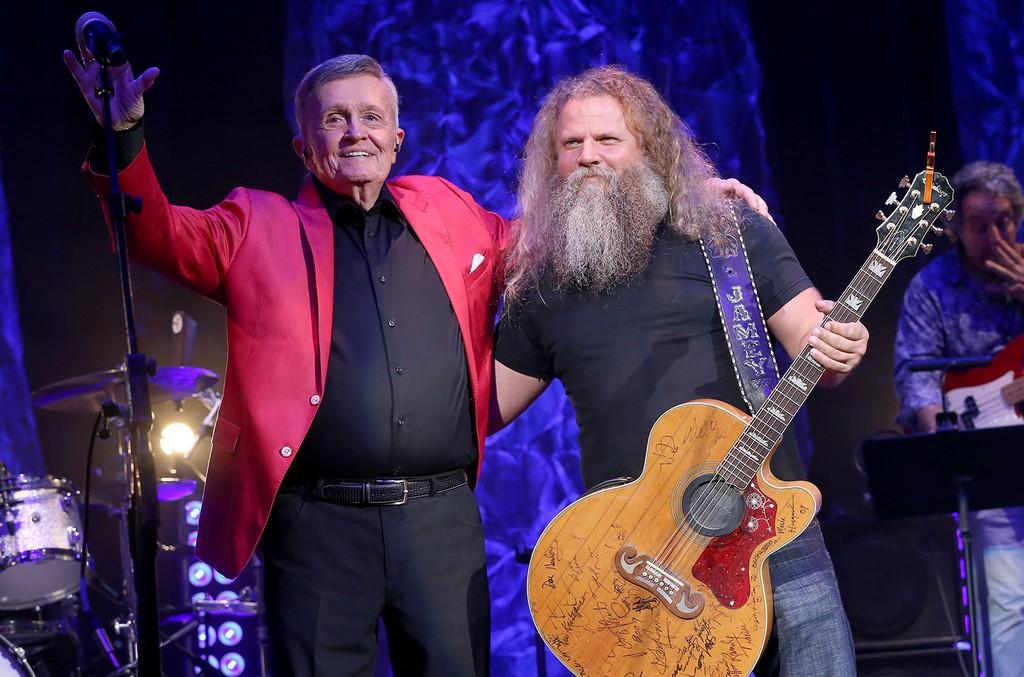 Bill Anderson and Jamey Johnson