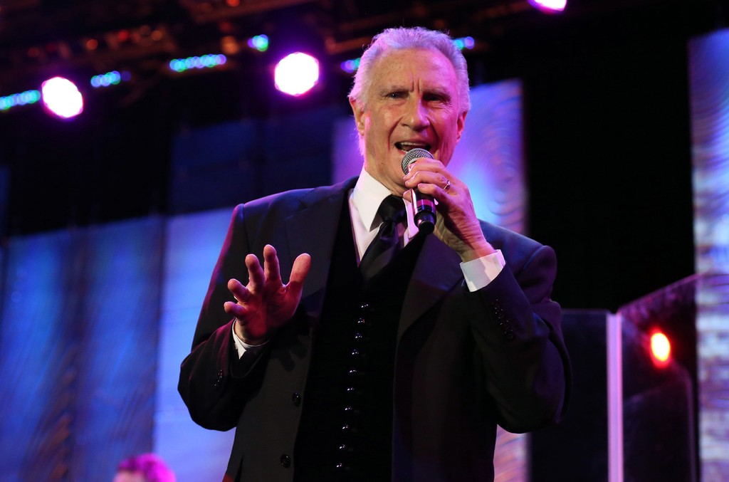 Bill Medley, of The Righteous Brothers, performs at The Society of Singers' 21st ELLA Awards on Feb. 20, 2014 in Beverly Hills, Calif.