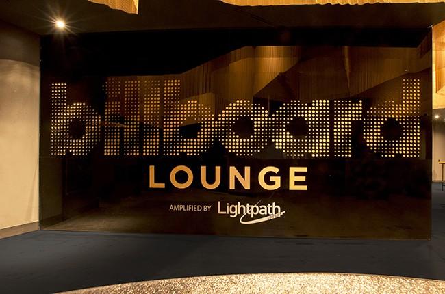 Billboard Lounge Barclay's Center