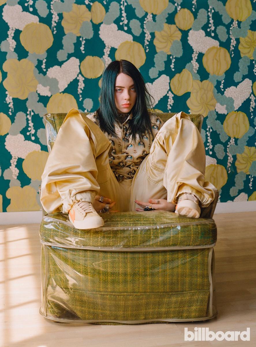 Billie Eilish: Photos From the Billboard Cover Shoot | Billboard