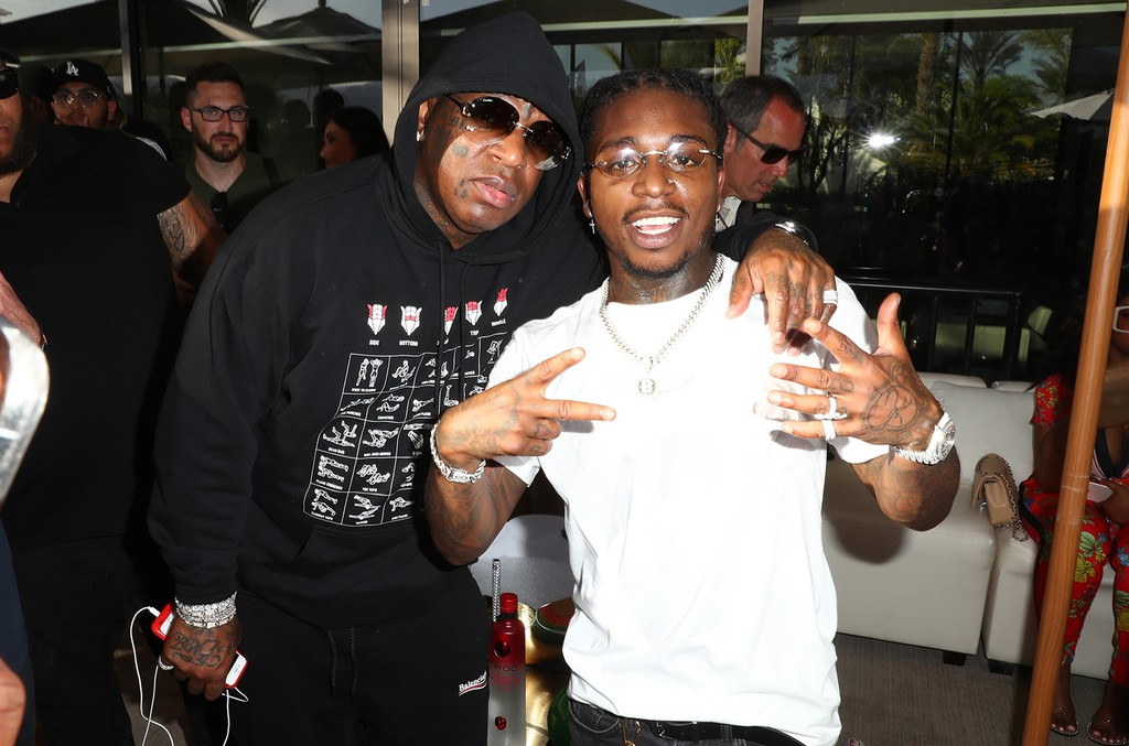 Birdman and Jacquees