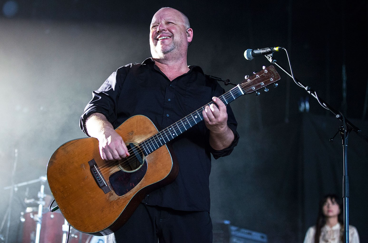 Black Francis of Pixies