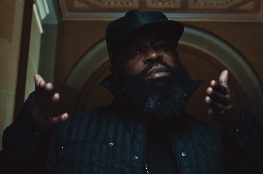 """Black Thought """"Rest In Power"""""""