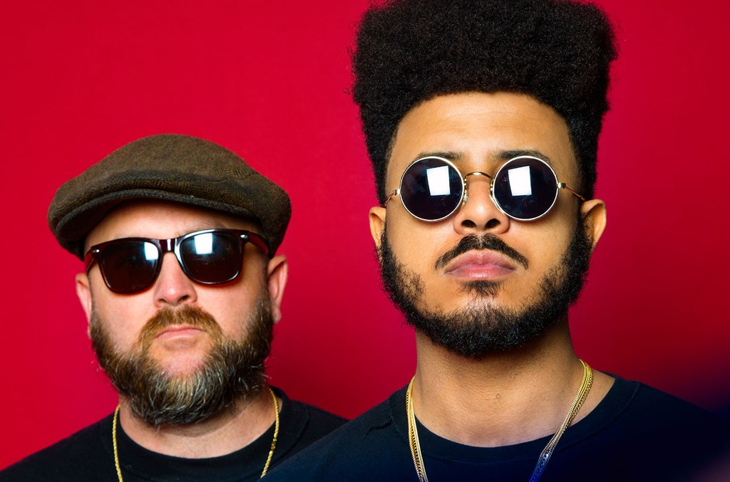 The dynamic Blu & Exile return with new music