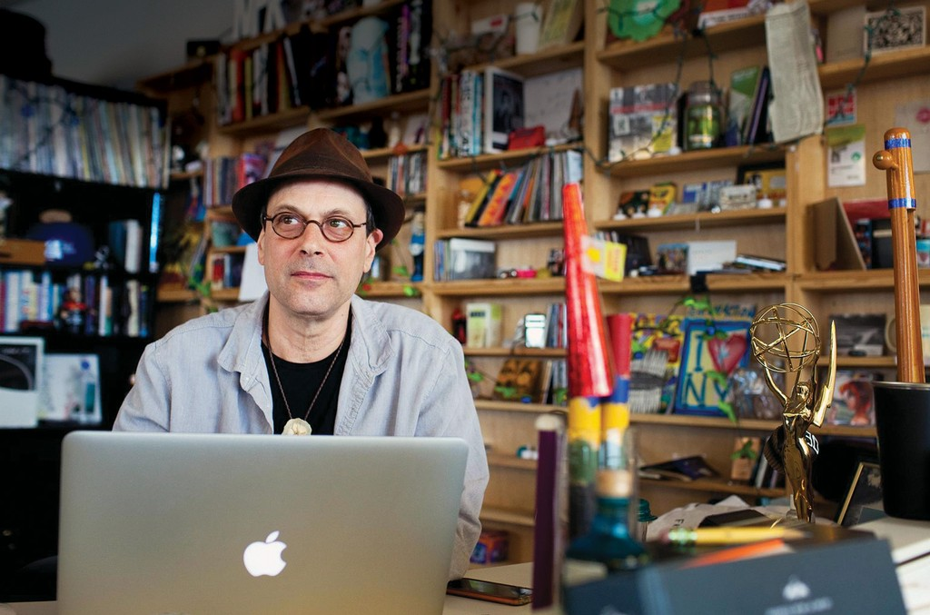 Bob Boilen, Creator/host, All Songs Considered, Tiny Desk Concerts; NPR Music