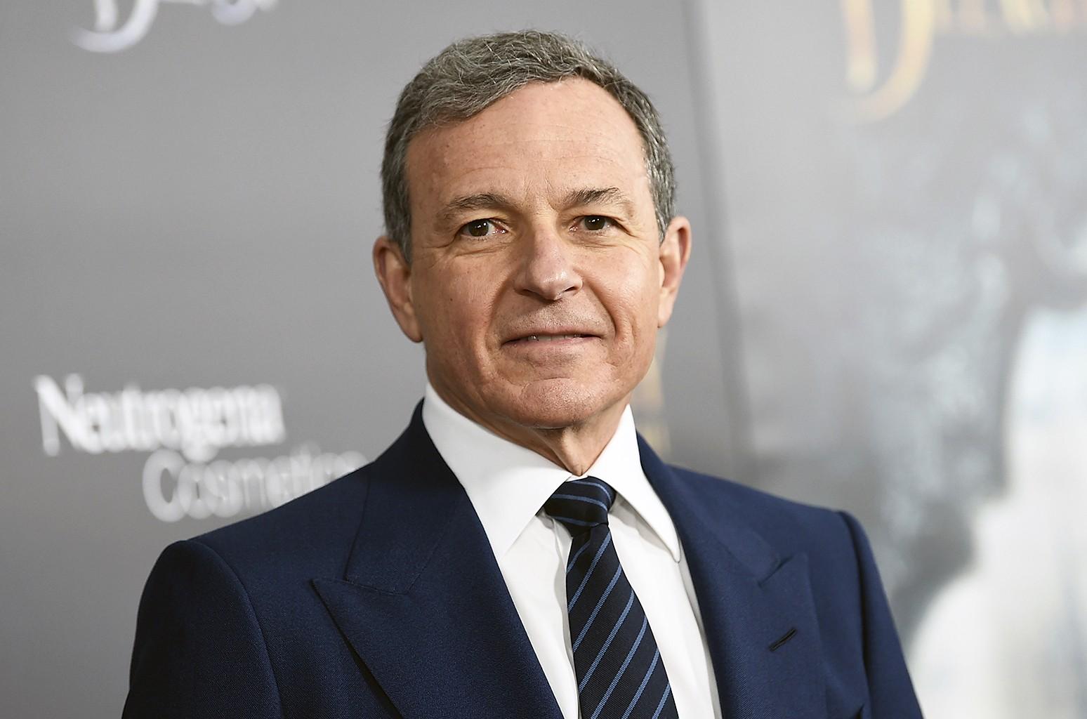 The Walt Disney Company CEO Robert Iger