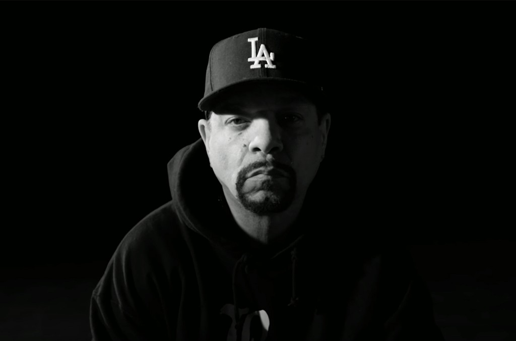 """Ice T in Body Count's video for """"No Lives Matter."""""""
