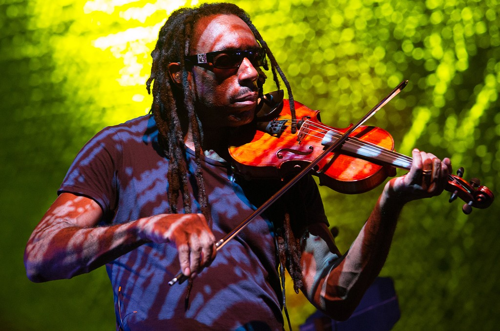 Boyd Tinsley Dave Matthews Band