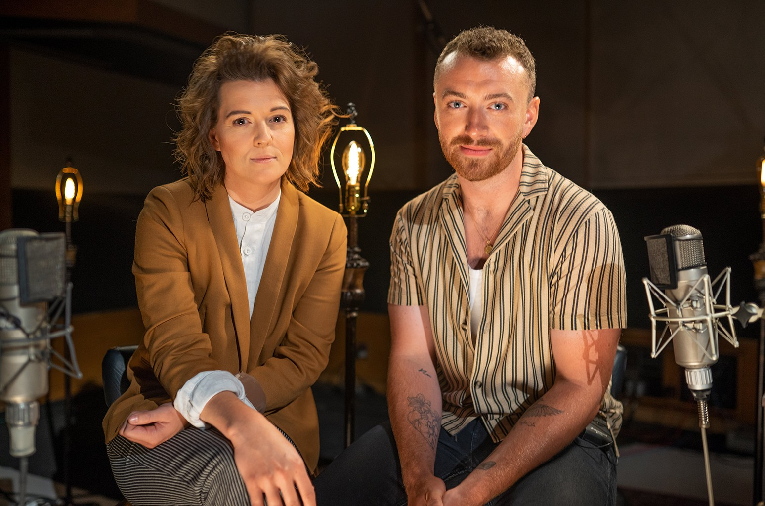 Brandi Carlile Sam Smith