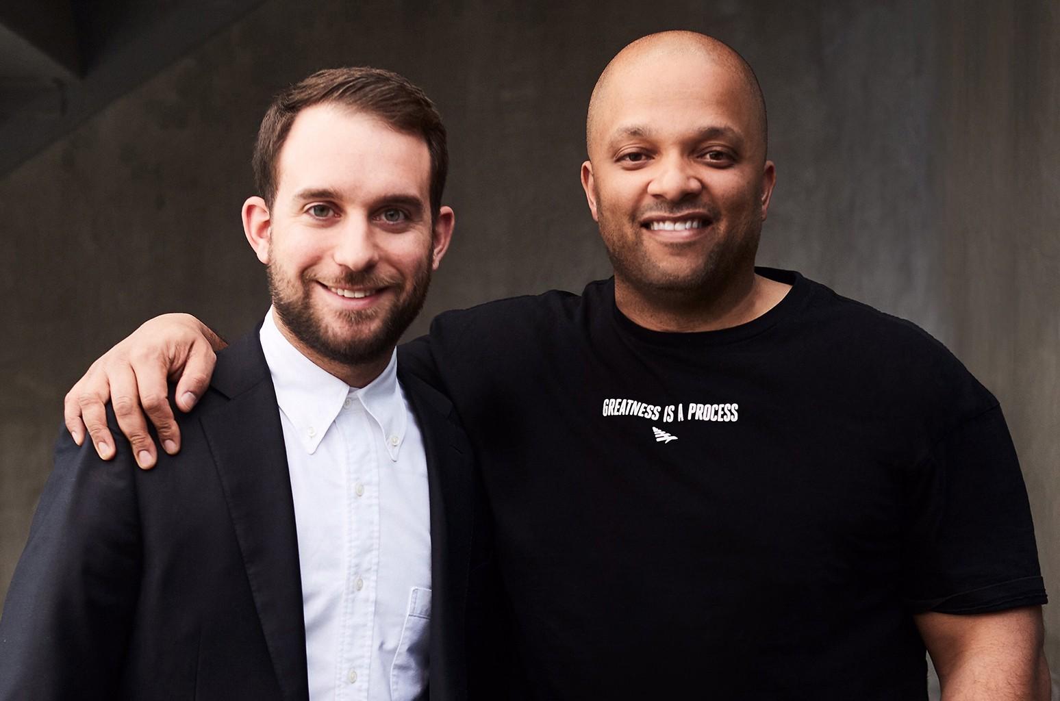 Brandon Silverstein & Jay Brown