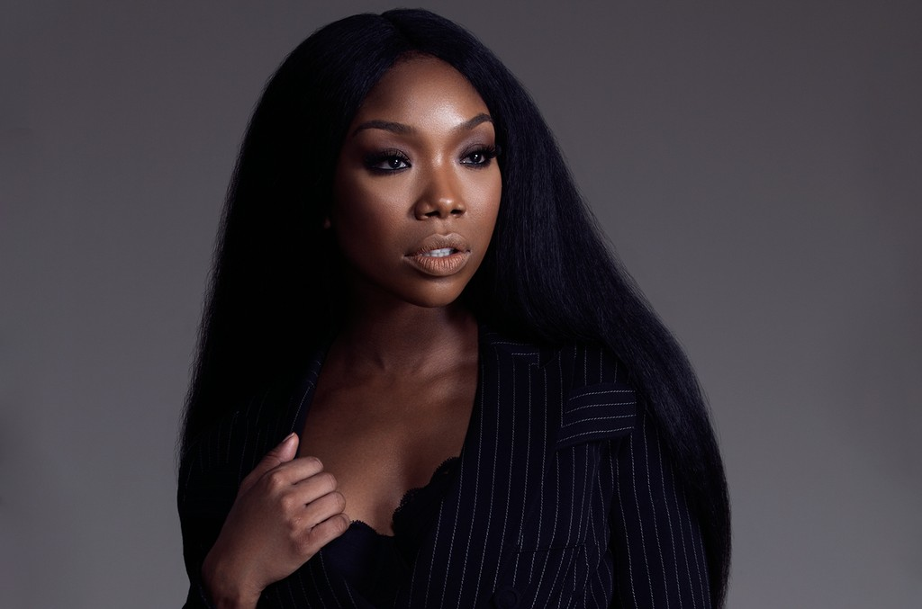 Brandy photographed in 2015.
