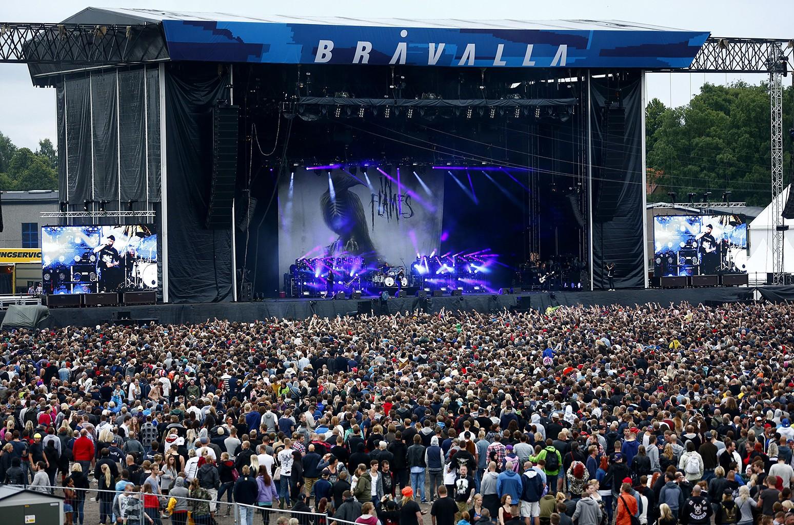Bråvalla Music Festival
