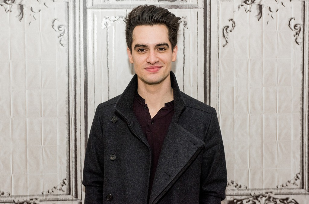 Brendon Urie in New York City