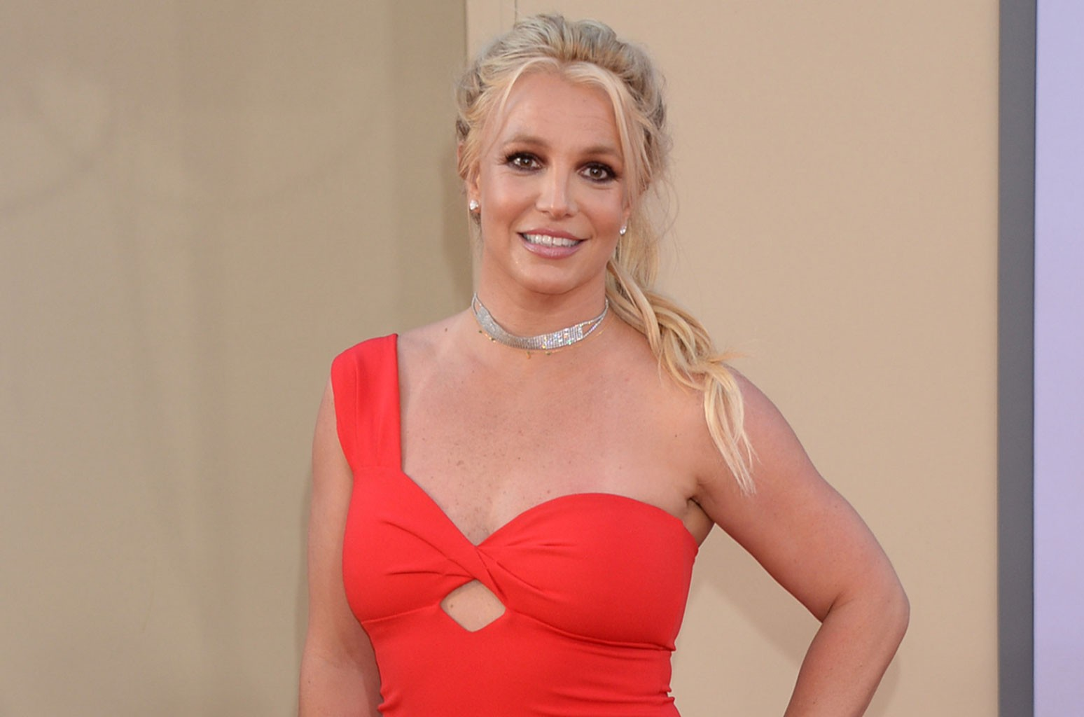 Britney Spears 'Once Upon a Time in Hollywood' film premiere in Los Angeles on July 22, 2019.